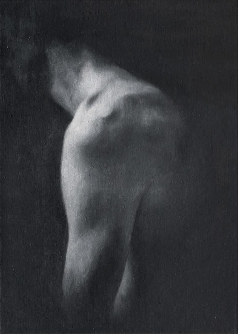 """Oleksandr Balbyshev - Oleksandr Balbyshev """"Black & white torso"""""""