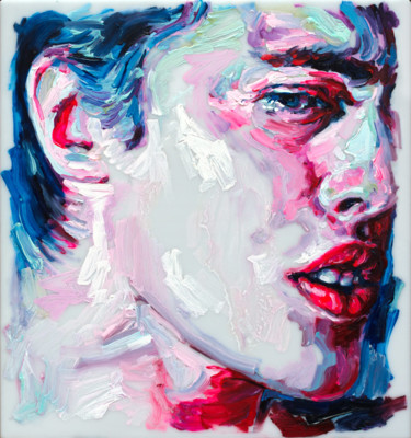 """Oleksandr Balbyshev """"FACE STUDY #1"""""""