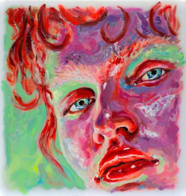 """Oleksandr Balbyshev """"Face study #8"""""""