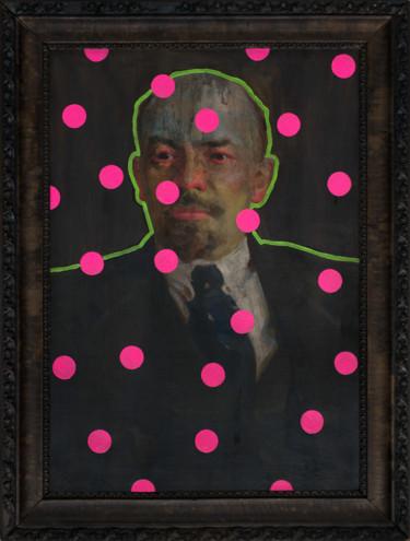 """Oleksandr Balbyshev """"Zombie Lenin"""""""