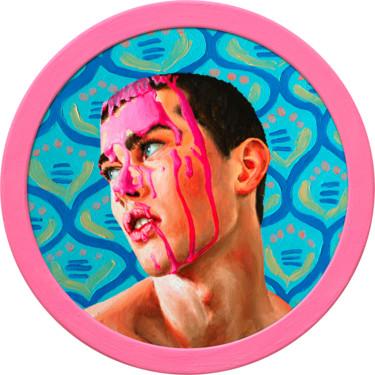 "Oleksandr Balbyshev ""Pink on the Face 2"""