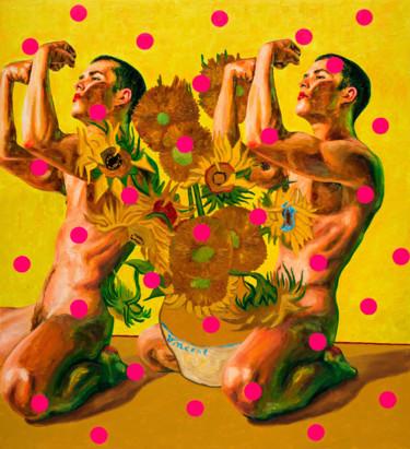 """Oleksandr Balbyshev """"Sunflowers"""""""
