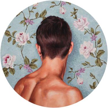 """Oleksandr Balbyshev """"Flower Boy №3"""""""