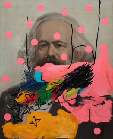 "Oleksandr Balbyshev ""Mysterious Marx"""