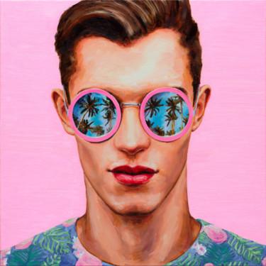 "Oleksandr Balbyshev ""Pink Sunglasses"""