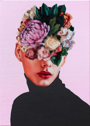 """Oleksandr Balbyshev """"Flower Face"""""""