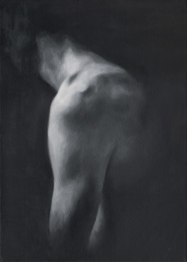 "Oleksandr Balbyshev ""Black & white torso"""