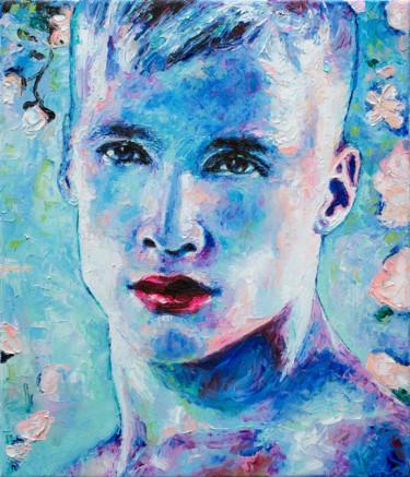 """Oleksandr Balbyshev """"Blue Face"""""""