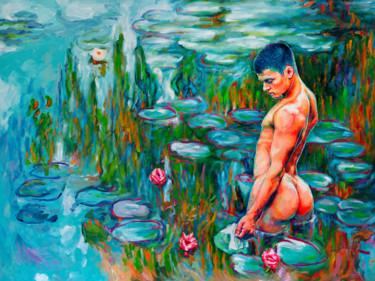 """Oleksandr Balbyshev """"Let's Swim Naked!"""""""