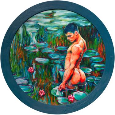 O. Balbyshev 'Let's Swim Naked!' - EDITIONED PRINT 01/20