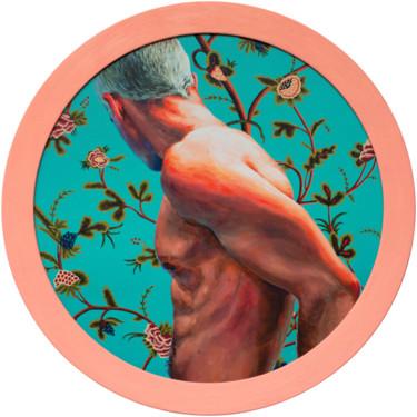 Balbyshev 'Boy on Turquoise Background' EDITIONED PRINT 1/20