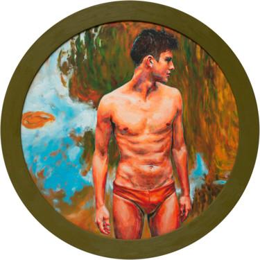 Oleksandr Balbyshev 'Let's Swim' - EDITIONED PRINT 01/20