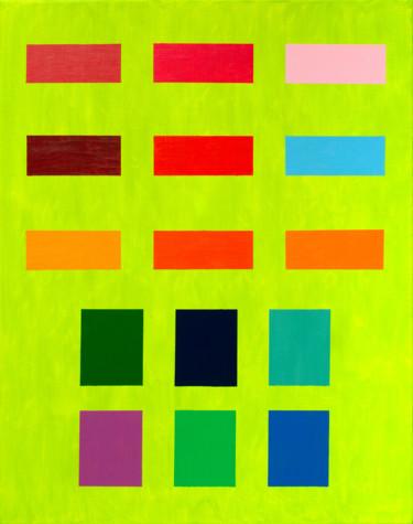 """Oleksandr Balbyshev """"Color Test"""""""