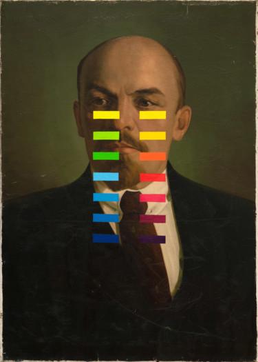 """Oleksandr Balbyshev """"Calibrating Lenin"""""""