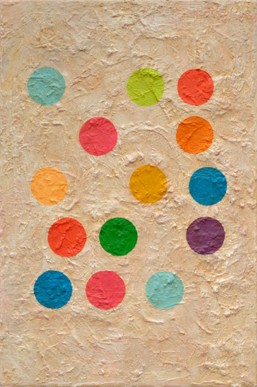 "Oleksandr Balbyshev ""Abstract Composition #7"""