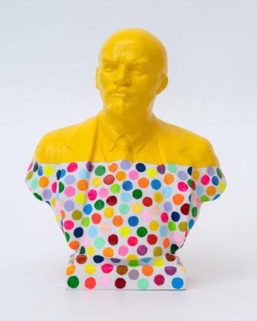 "Oleksandr Balbyshev ""Half Yellow Lenin"""